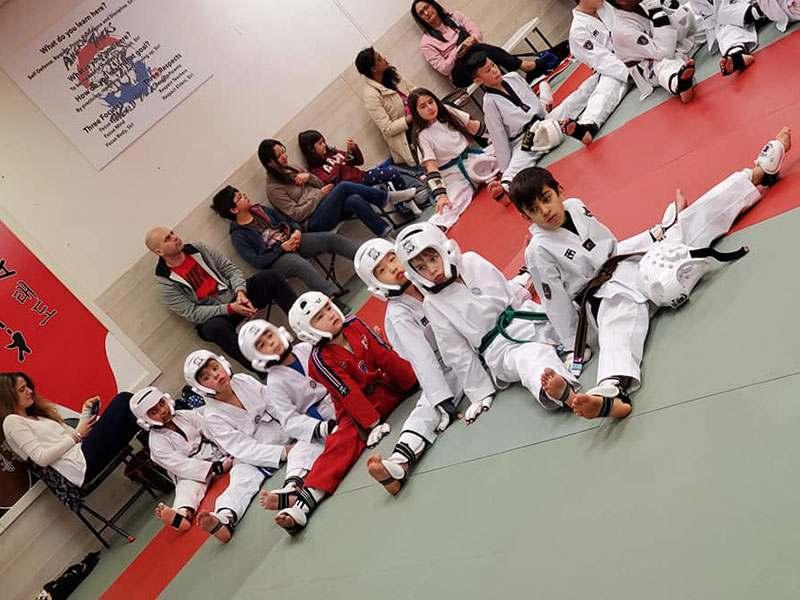 kids martial arts classes in westborough